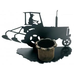Portavelas Tractor Ref. 23156