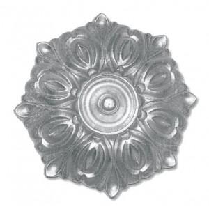 Rosetón Aluminio Fundido...