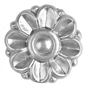 Rosetón Aluminio Fundido