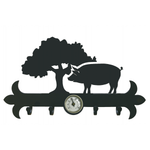 Portallaves Cerdo Ibérico