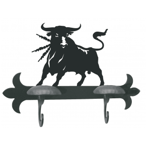 Perchero Toro Bravo