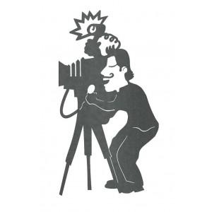 Silueta  Fotógrafo