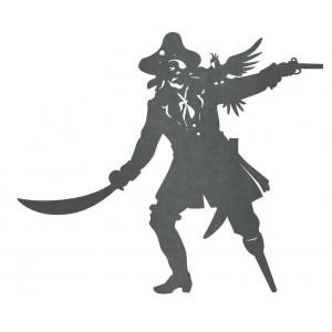 Silueta  Pirata