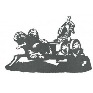 Silueta Cibeles