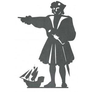 Silueta Colón