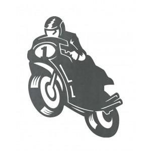 Silueta Motociclismo