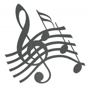 Silueta Nota Musical