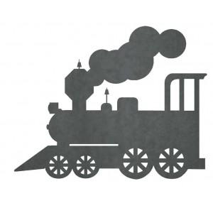 Silueta Locomotora