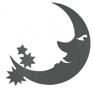 Silueta Luna
