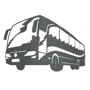 Silueta Autobús