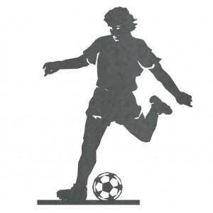 Silueta Futbolista
