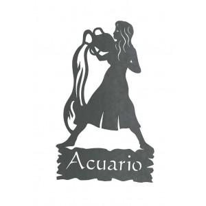 Silueta Acuario