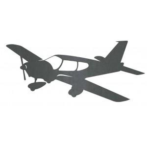 Silueta Avión