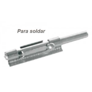 Cerrojo Zincado Ref. 15134