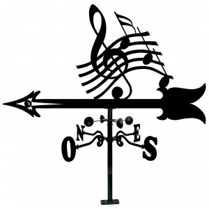 Veleta Tejado Nota Musical...