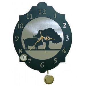23012 Reloj Cerdo y Encina