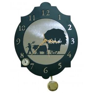 Reloj Carro Rural Ref. 23017