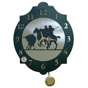 23028 Reloj Toro y Garrocheros