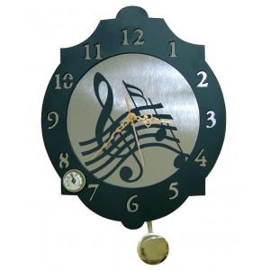 Reloj Nota Musical Ref. 23083