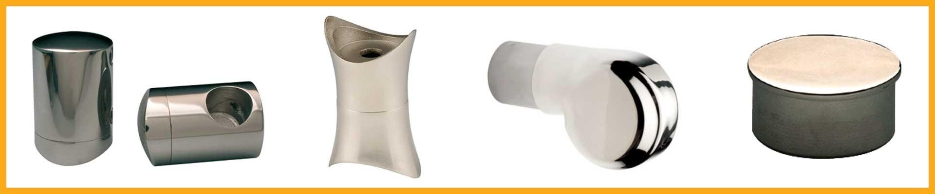 Accesorios - Inox 316 Brillo y Satinado