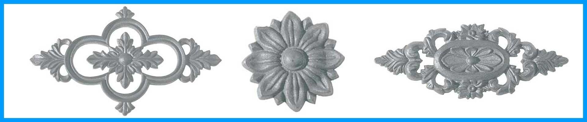 Plafones y Rosetones Ref. 09217 a Ref. 09244