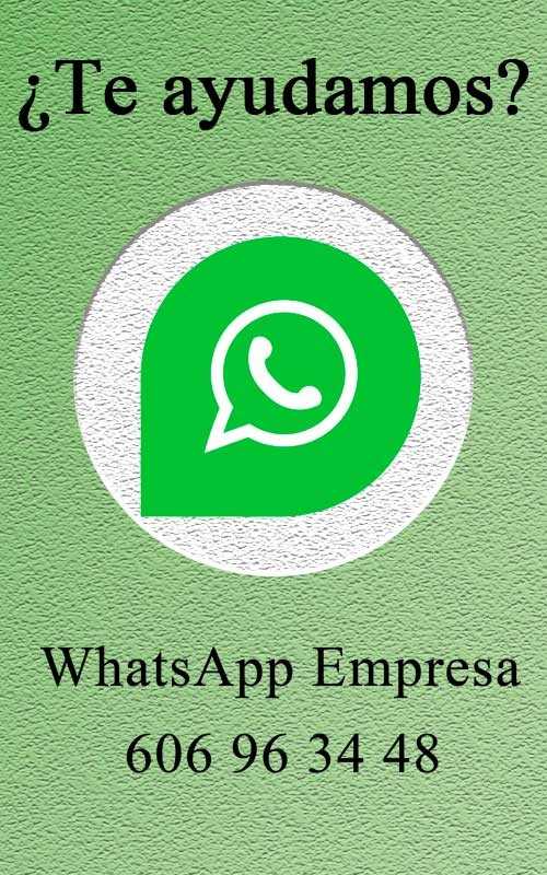 WhatsApp Empresa Pacheco Forja